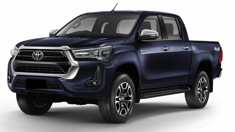 Toyota Hilux 2021, United Arab Emirates