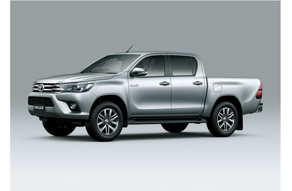 Toyota Hilux 2021, Oman