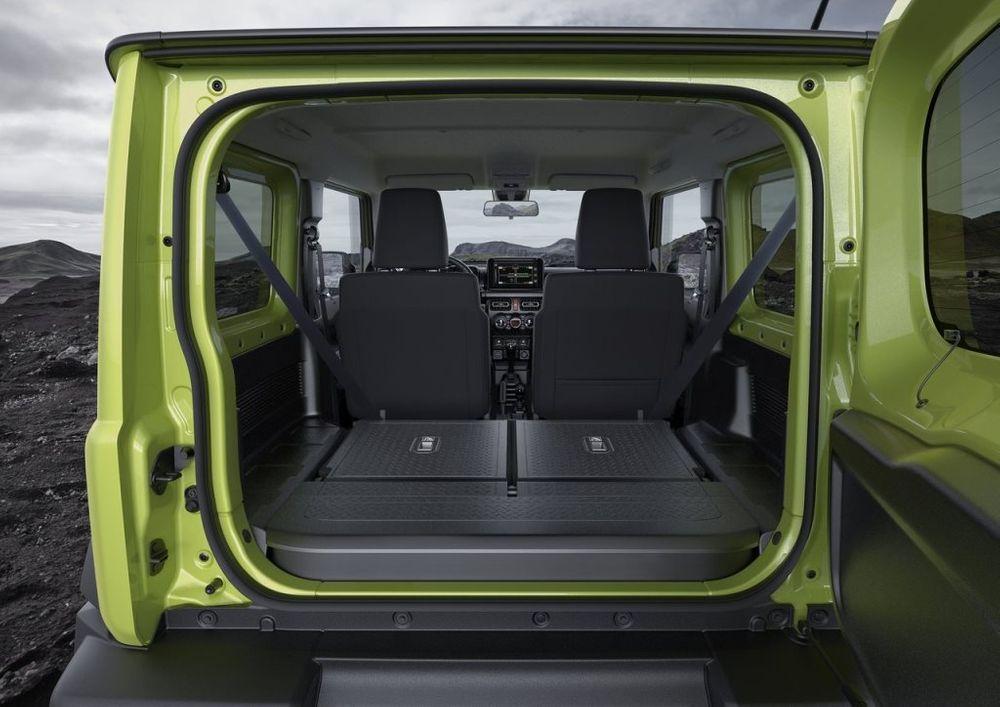 Suzuki Jimny 2021, Qatar