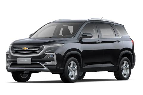 Chevrolet Captiva 2021, Kuwait