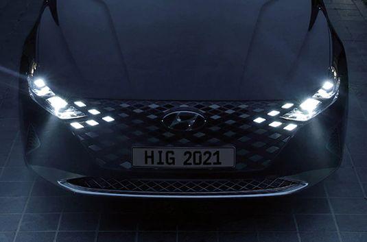 Hyundai Azera 2021, Bahrain
