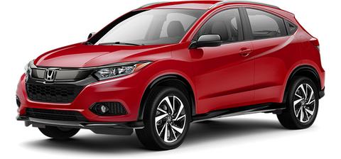 Honda HR-V 2021, United Arab Emirates