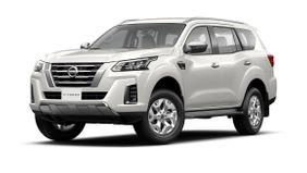 Nissan Xterra 2021, Kuwait