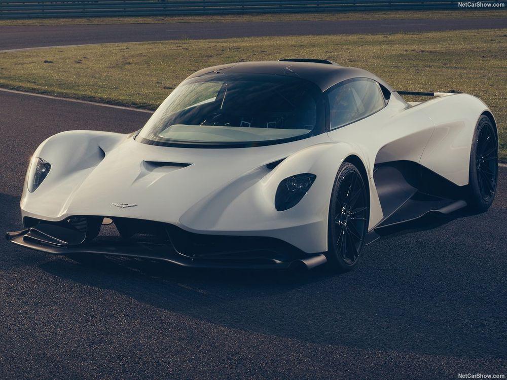 Aston Martin Valhalla 2021, Qatar