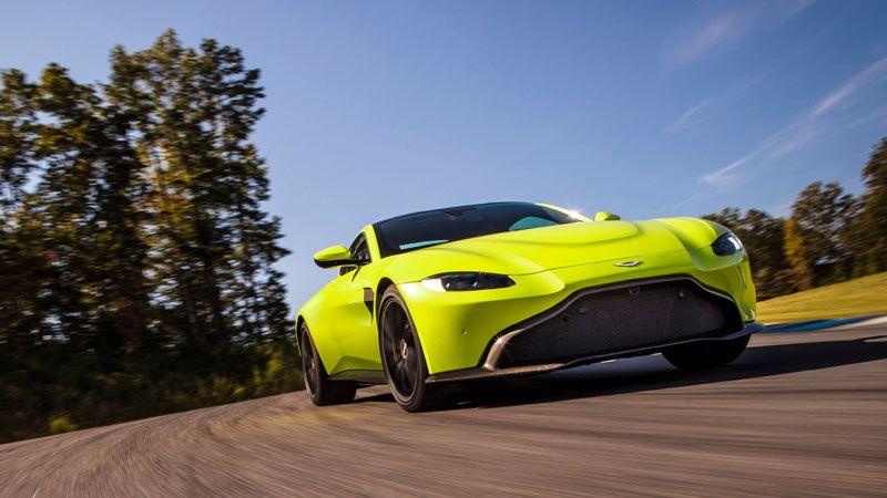 Aston Martin Vantage 2021, United Arab Emirates