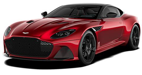 Aston Martin DBS Superleggera 2021, Qatar