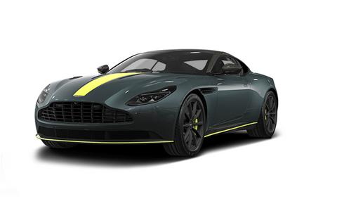 Aston Martin DB11 AMR 2021, Qatar