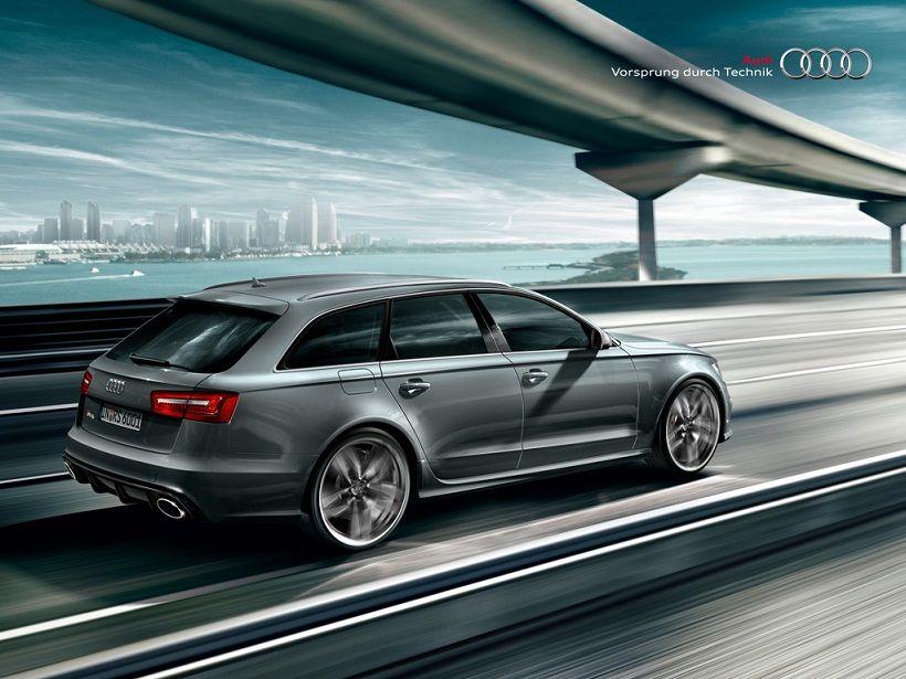 Audi RS6 Avant 2021, Kuwait