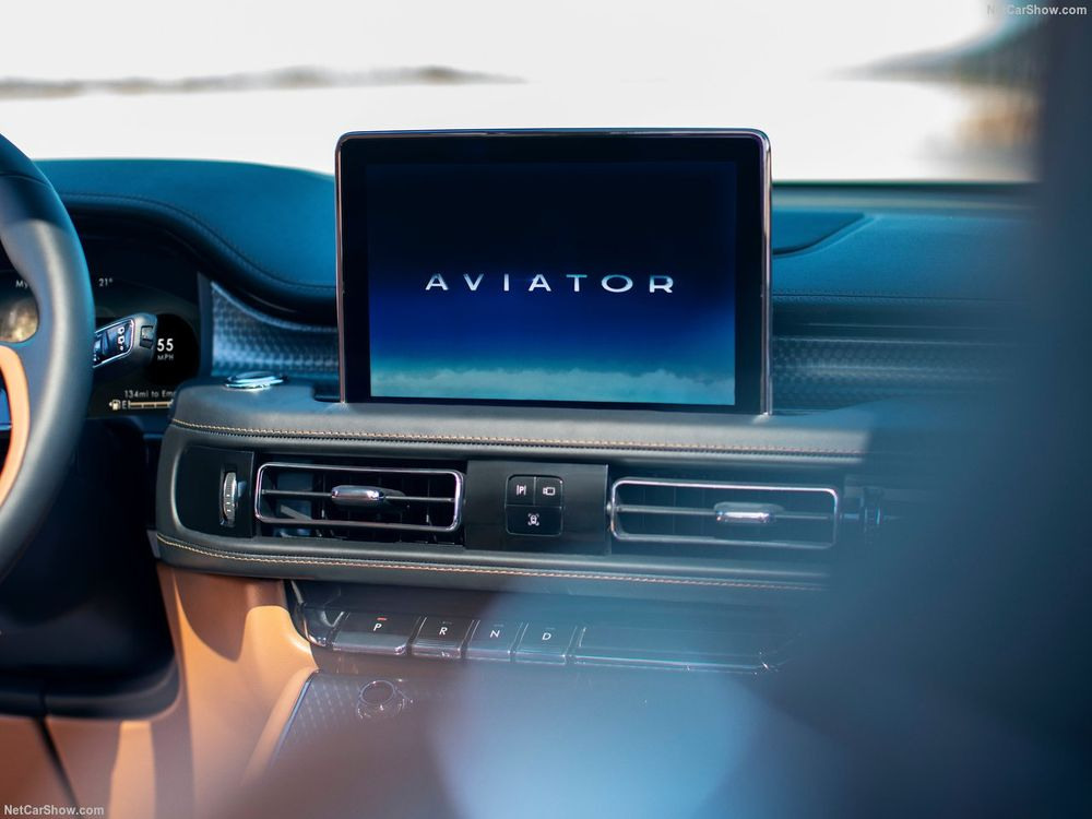 Lincoln Aviator 2021, Qatar