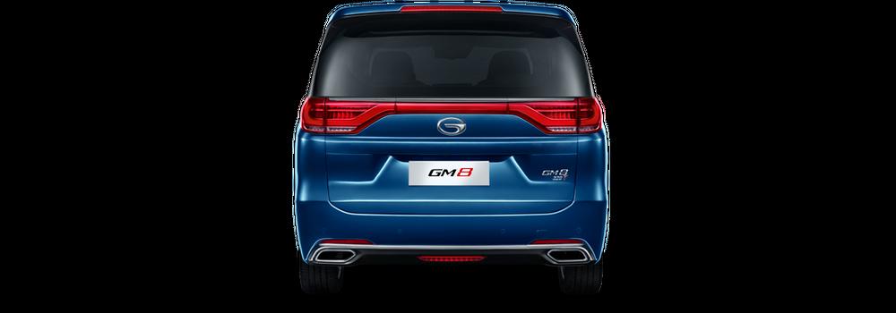 GAC GN8 2021, Oman
