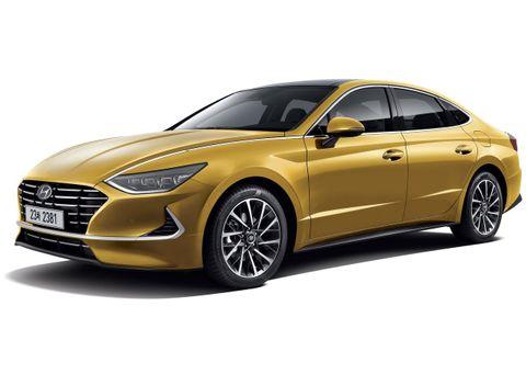 Hyundai Sonata 2021, Bahrain