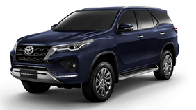 Toyota Fortuner 2021, Egypt, 2019 pics migration