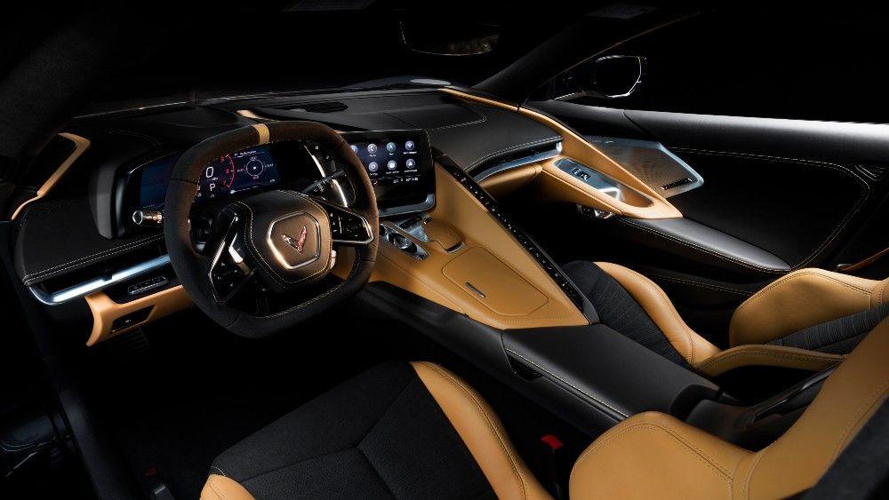 Chevrolet Corvette 2021, United Arab Emirates