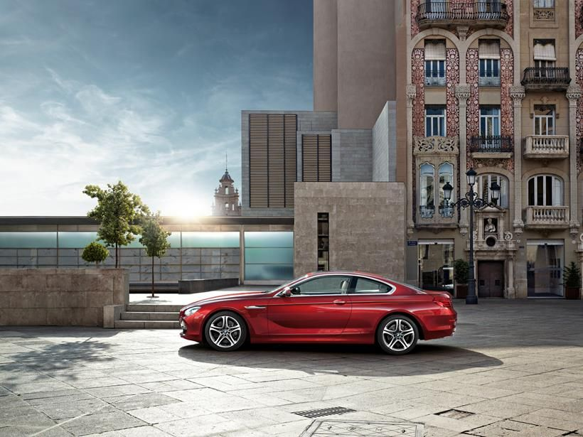 BMW 6 Series Coupe 2012, Egypt