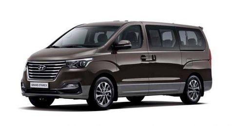 hyundai h1 2021 9-seater wagon a/t base in saudi arabia