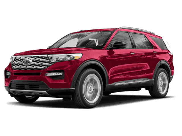Ford Explorer 2021, Saudi Arabia