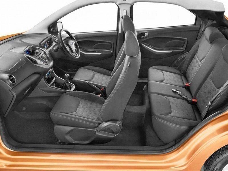 Ford Figo 2021, United Arab Emirates