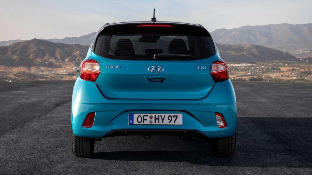 Hyundai i10 2021, Qatar