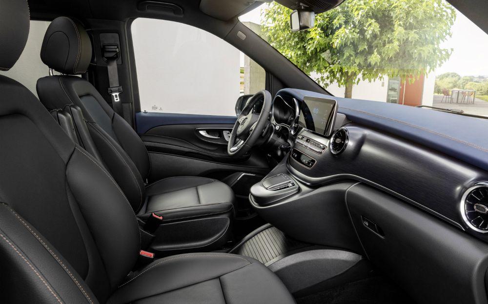 Mercedes-Benz EQV 2021, Bahrain