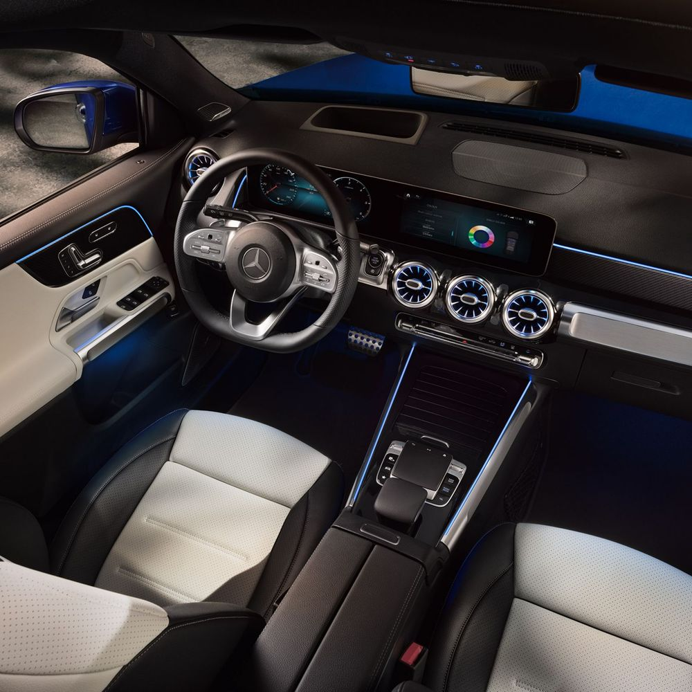 Mercedes-Benz GLB 2021, Bahrain