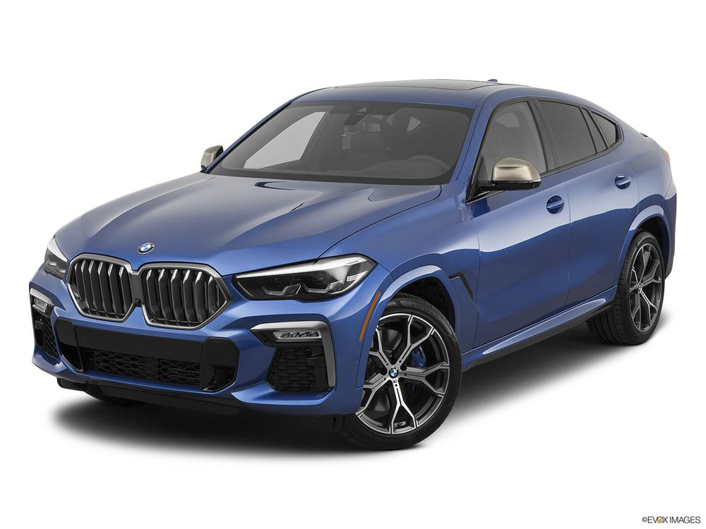 BMW X6 2021, United Arab Emirates