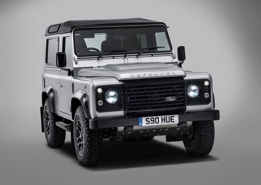 Land Rover Defender 2021, Bahrain