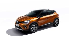 Renault Captur 2021, United Arab Emirates, 2019 pics migration