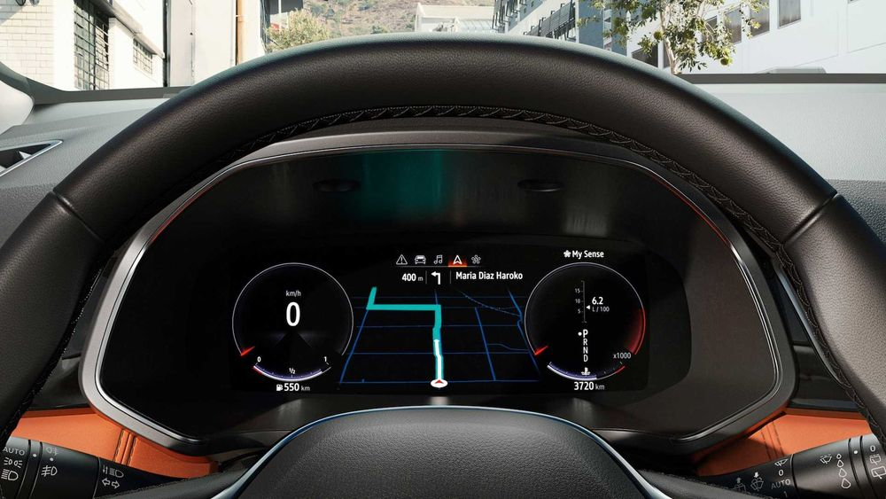 Renault Captur 2021, United Arab Emirates