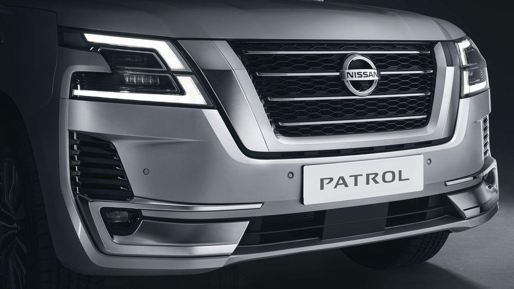 Nissan Patrol 2021, Bahrain