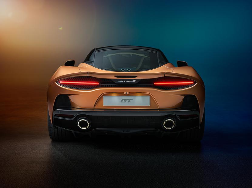 McLaren GT 2021, United Arab Emirates