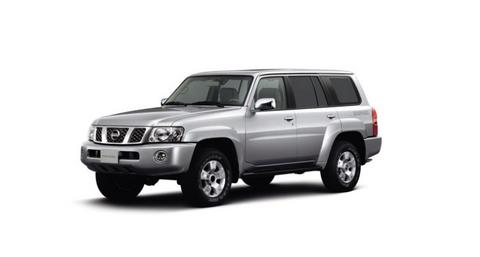 Nissan Patrol Safari 2021, Kuwait
