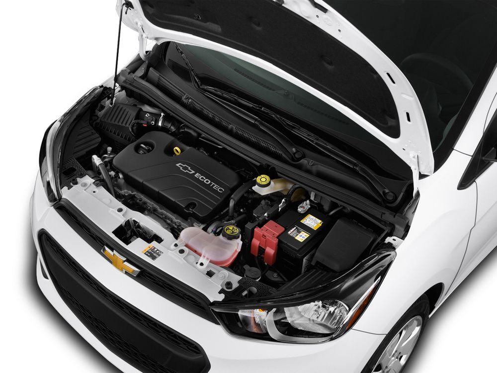 Chevrolet Spark 2021, Oman