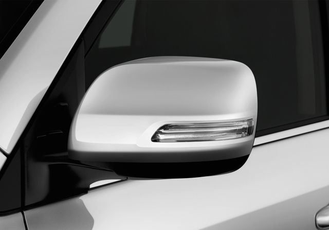 Toyota Land Cruiser 2021, United Arab Emirates