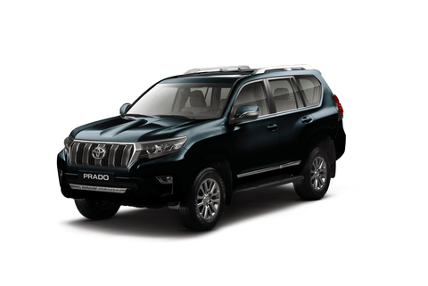 Toyota Land Cruiser Prado Price in Oman - New Toyota Land ...