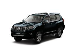 Toyota Land Cruiser Prado 2021, Kuwait, 2019 pics migration