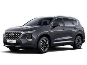 Hyundai Santa Fe 2021, Kuwait, 2019 pics migration