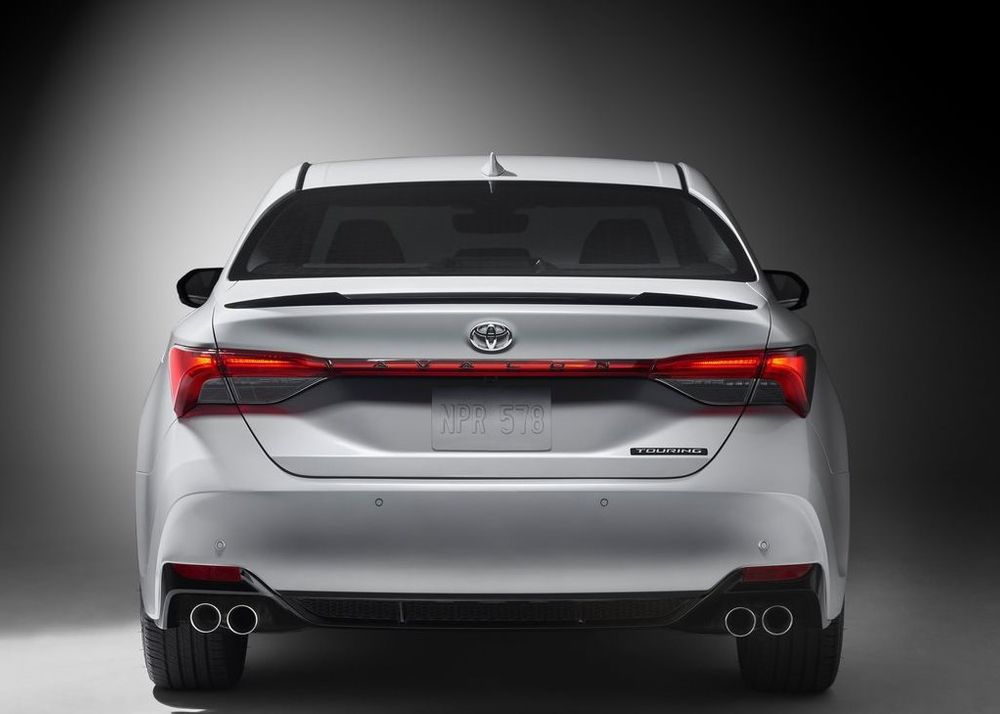 Toyota Avalon 2021, Bahrain