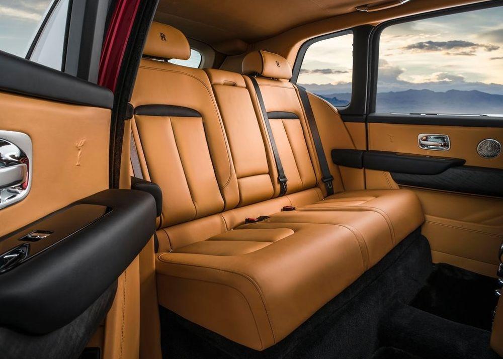 Rolls Royce Cullinan 2021, United Arab Emirates