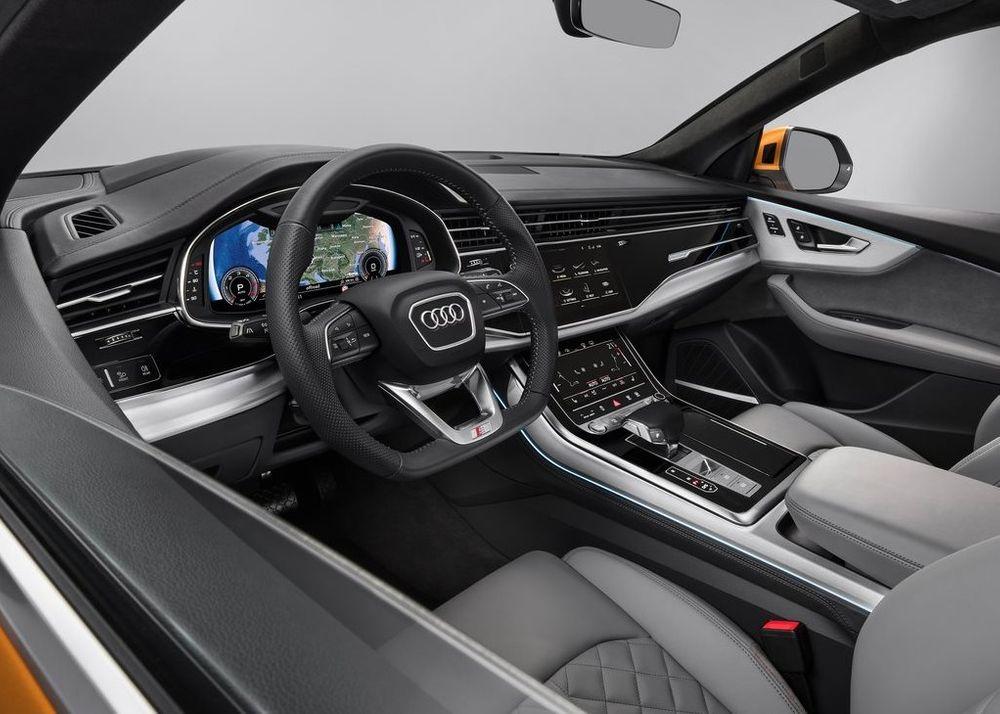 Audi Q8 2021, Saudi Arabia