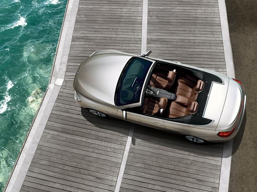 BMW 6 Series Convertible 2012, Bahrain