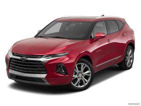 Chevrolet Blazer 2021, Saudi Arabia, 2019 pics migration