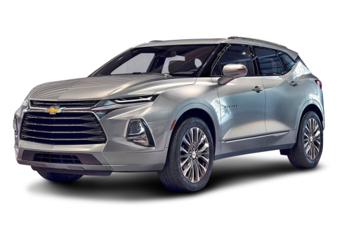 Chevrolet Blazer 2021, United Arab Emirates