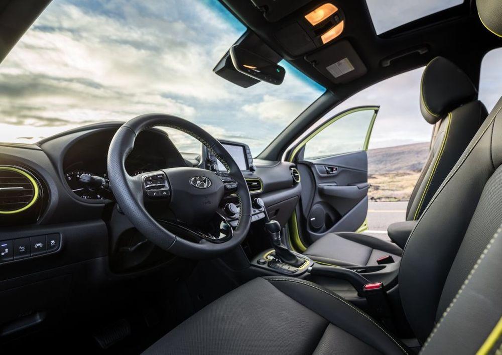 Hyundai Kona 2021, Saudi Arabia