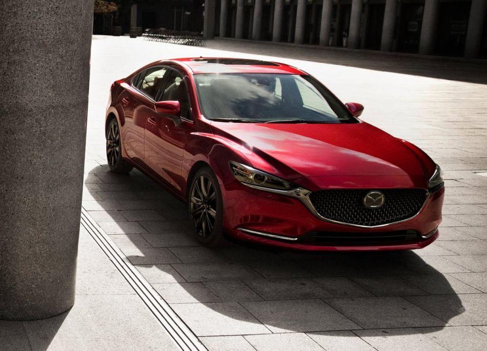 Mazda 6 2021, Bahrain