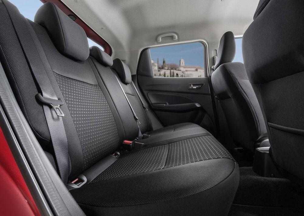 Suzuki Swift 2021, Oman