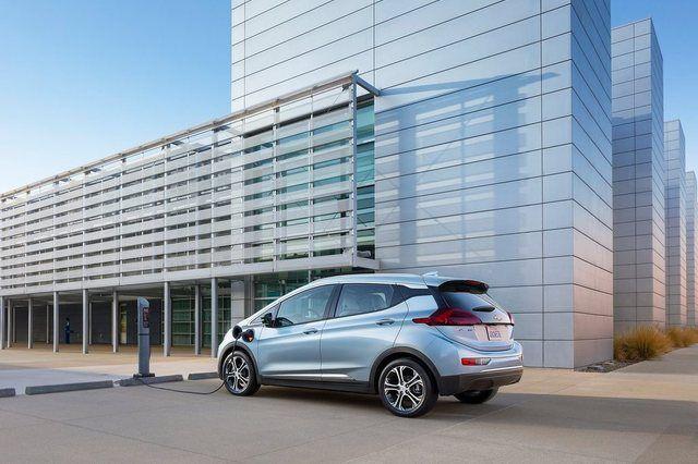 Chevrolet Bolt EV 2021, United Arab Emirates