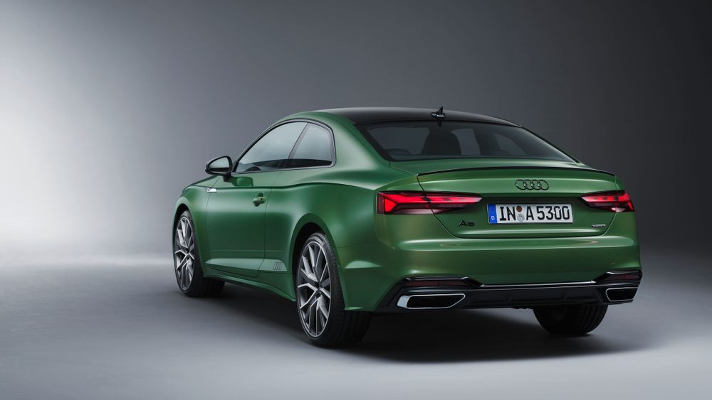 Audi A5 Coupe 2021, Egypt