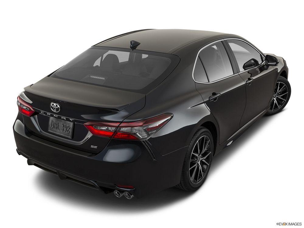 Toyota Camry 2021, Qatar