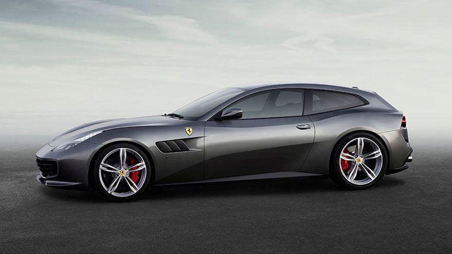 Ferrari GTC4Lusso 2021, Saudi Arabia