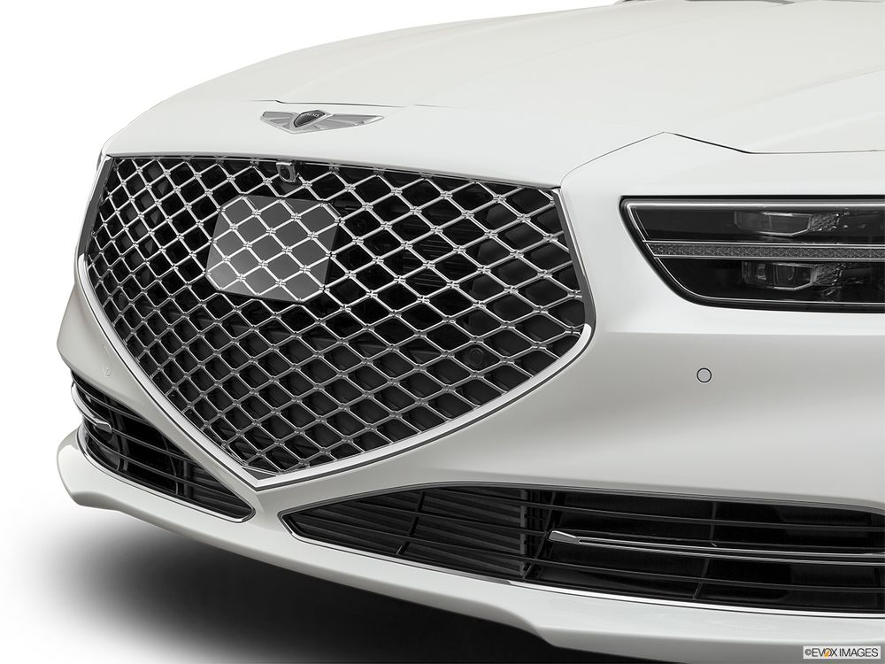 Genesis G90 2021, Saudi Arabia